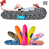 Chillbo Don POOLIO Best Pool Floats Inflatable Lounger Pool Float Air Lounge Kids Hammock Air Couch Water Toy Camping Accessories River Raft Portable Hammock Inflatable Chair Outdoor Sofa