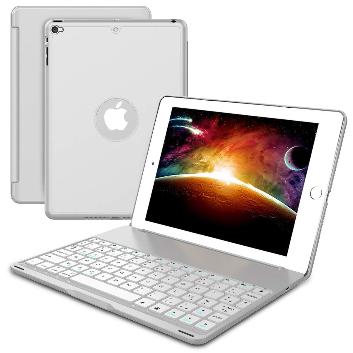 【おしゃれ】 iPad iPad 皮膚 Mini 4 シェル, iPad Mini 4 シェル カバー, MeetJP バンパー 携帯電話ケース 携帯電話ケース シェル [ スリム 合う ] 保護 皮膚 カバー の iPad Mini 4 (Silver) Silver B07L3TLZ7C, O.L.D. オーエルディー:d656137b --- a0267596.xsph.ru