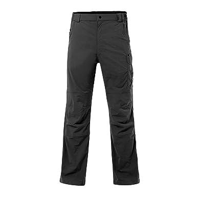 Keela Peru - Pantalón para hombre negro negro Talla:Short/Size 28