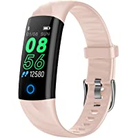 Kids Fitness Tracker, Activity Tracker for Girls and Boys Age 5-16, Waterproof Fitness Watch for Kids with Heart Rate…