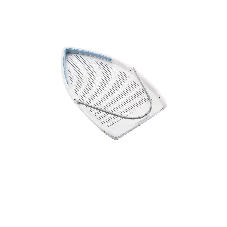 Soletta teflon corazzata in alluminio professionale per ferro da stiro Misura S Made in Italy EOLO Elettrodomestici Srl