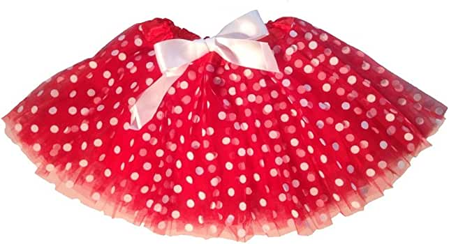 Lollipop Lollipop - Falda - plisado - para niña Rojo Red/White ...