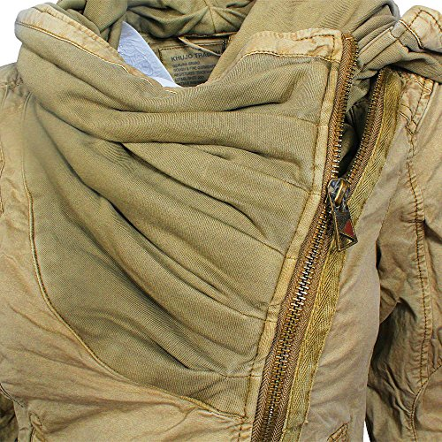Khujo Jewel women Jacket Sand