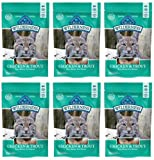 BLUE Wilderness Chicken & Trout Soft-Moist Treats for Cats 12oz (6 x 2oz)