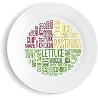 The Primera selección MONODOSIS Plate (Color)