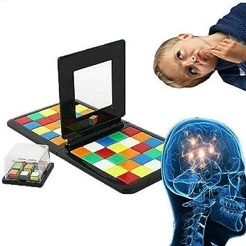 Sisit Magic Block Game,Rompecabezas de Cubo de Rubik,Juego de Mesa ...