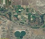Rosebud County Montana Aerial Photography on DVD