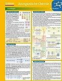 Lerntafel: Anorganische Chemie I im Überblick (Lerntafeln Chemie)