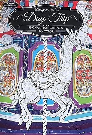 jakość wykonania informacje o wersji na najlepiej sprzedający się Amazon.com : Adult Coloring Book by Kappa; Designer Series ...