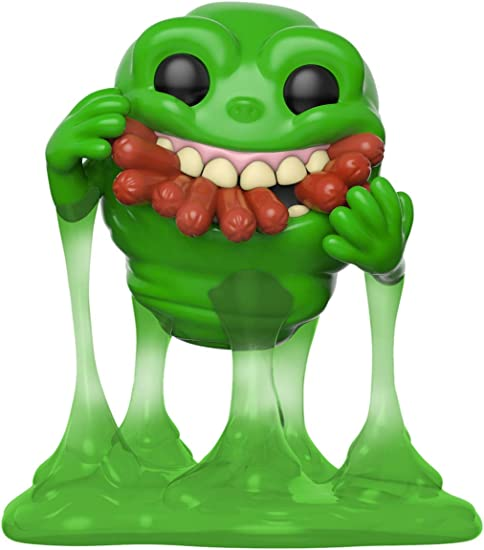 Official Ghostbusters Venkman Ray Egon Winston Slimer Funko Pop Vinyl Figures