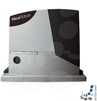 NICE ROBUS 400 Motor 24V para puertas correderas: Amazon.es: Bricolaje y herramientas