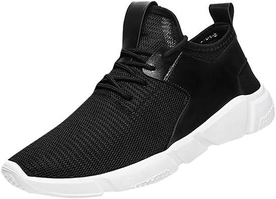 Zapatillas Running Hombre Correr Aire Libre y Deporte Sneakers ...