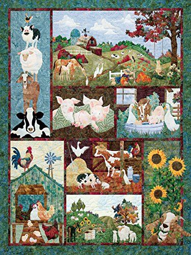 Back on the Farm Cobble Hill Jigsaw Puzzle