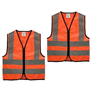 Sicherheitskleidung Warnweste Garten Verkehrshygiene Hochbau Warnweste Kleidung Lang anhaltende Zeit Color : Blue, Size : M MUZIWENJU Warnweste