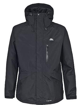 Mens Trespass CORVO Waterproof Windproof Walking Jacket / Coat ...