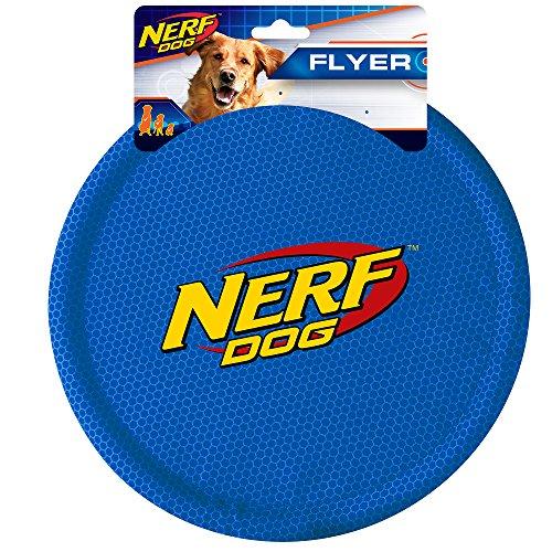 Nylon Frisbee Dog Toy - Color: Blue