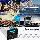 Pure Sine Wave Power Inverter 3000Watt DC 12 Volt
