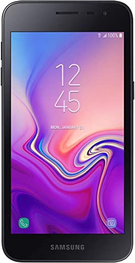 """Samsung J2 2018 Factory Unlocked USA S206DL Black 16GB 5"""" HD Display 8MP Front/5MP Rear Camera with 1 Year Warranty"""