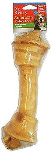 Pet Factory 24709 Chicken Dog Bone, 9-10-Inch