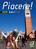 Italien Niveau 3 A2/B1 Piacere ! (1CD audio)
