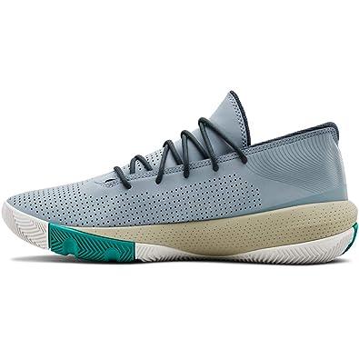 Under Armour UA SC 3zer0 III, Zapatos de Baloncesto para Hombre