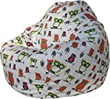 Bean Bag Boys Bean Bag, Premium, Owl ''Its A Hoot''
