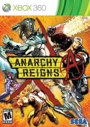 Anarchy Reigns - Xbox