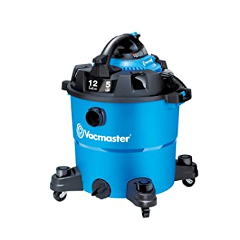 Vacmaster 12-Gallon 5 HP Wet Dry Vacuum Cleaner
