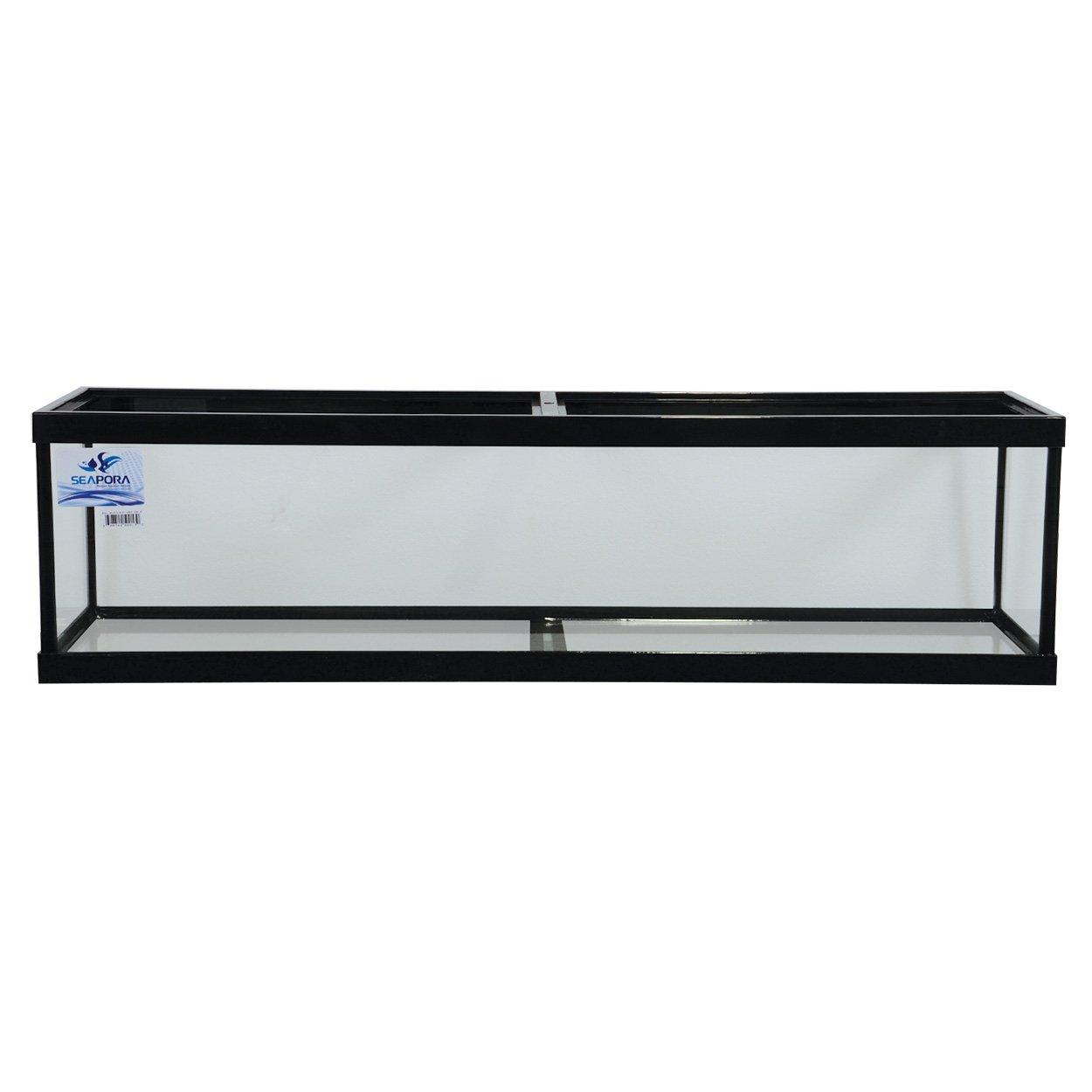 Seapora 59206 Standard Long Aquarium, 33 gallon