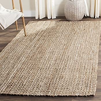 Attractive Safavieh Natural Fiber Collection NF456A Natural Sisal Area Rug (5u0027 X ...