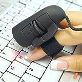 Mezzotek New Ring Finger Optical 3d Computer Desktop Laptop Magic Mouse