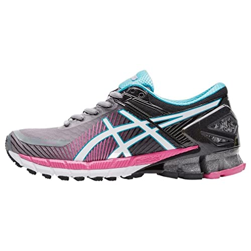 reputable site 7c933 fb4ae ASICS Gel-Kinsei 6 Women's Running Shoes, Grey, UK3.5 ...