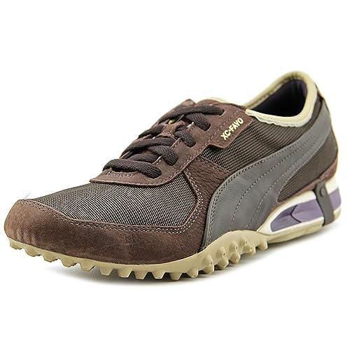 en soldes badd4 e9b73 96 Hours Puma XC Favo Men US 11.5 Brown Sneakers: Amazon.ca ...