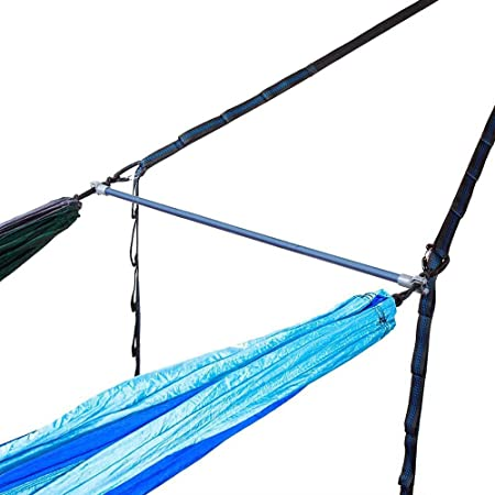 ENO – Eagles Nest Outfitters Fuse Tandem Hammock System, Slate