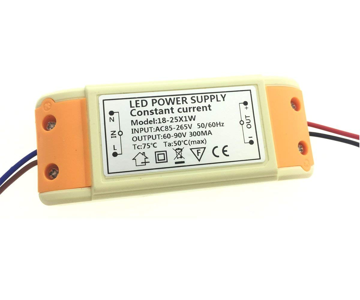 18-25/×1W Lamps Dedicated Drive Power LED Lights Driver Constant Current YXQ