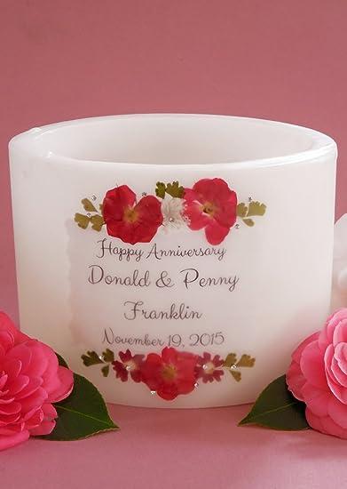 Amazon Keepsake Wax Lantern Birthday Candles
