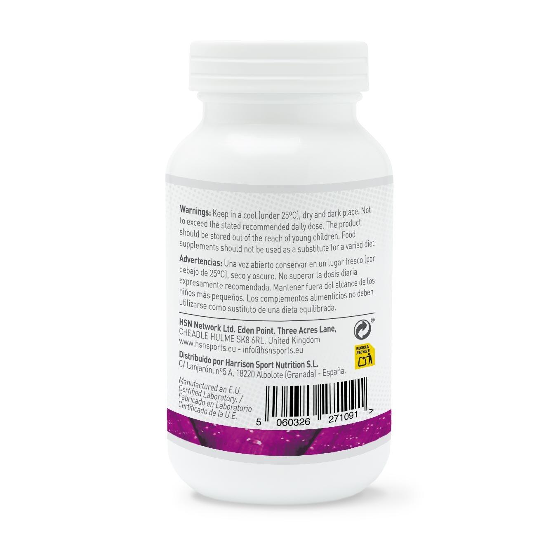 Vitamina E de HSN Essentials - D-Alfa-Tocoferol, Antioxidante ...