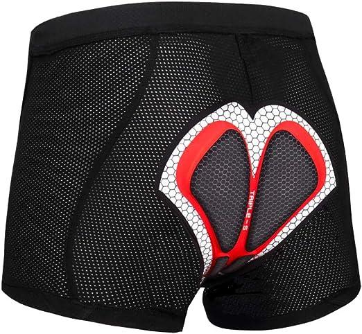 X-TIGER Mujer/Hombres Unisexo Ropa Interior de Bicicleta estáticas ...