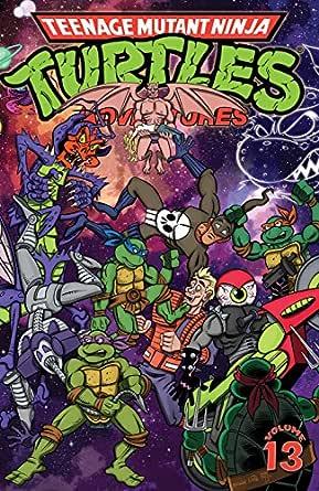 Teenage Mutant Ninja Turtles Adventures Vol. 13 (English ...
