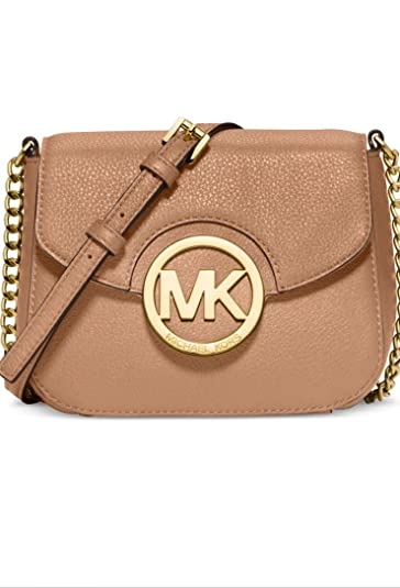 michael kors fulton crossbody handbags amazon com rh amazon com