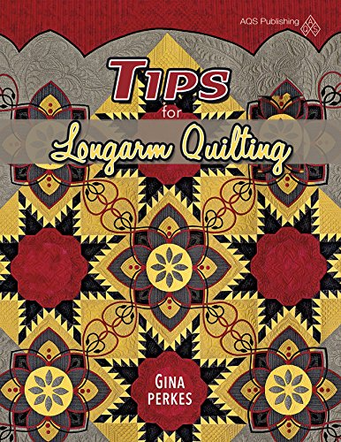 Quilting Tips (Tips for Longarm Quilting)