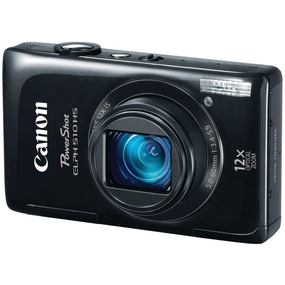 amazon com canon powershot elph 510 hs 12 1 mp cmos digital camera rh amazon com Canon PowerShot ELPH 115 Is Canon PowerShot ELPH 180