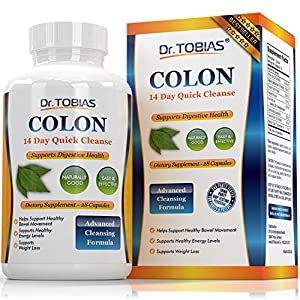 Dr. Tobias Colon: 14 Day Quick Cleanse to Support Detox, Weight Loss & Increased Energy Levels