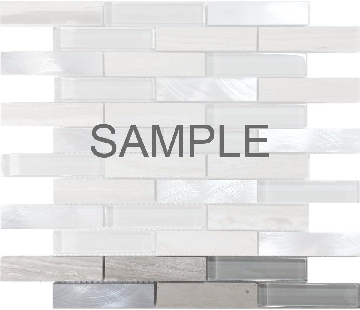 - Modket TDH217MO-S SAMPLE - White Oak Gray Marble Stone Blended