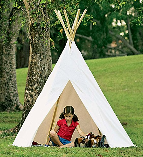 7' Children's Teepee by Magic Cabin