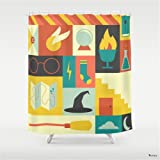 Amazon Weeya KTM Black Shower Curtain 60 X 72 Inch Home Kitchen