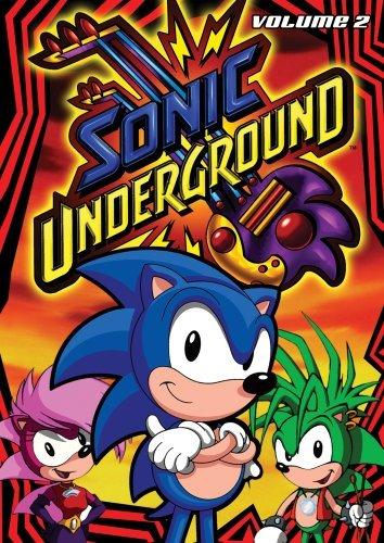 Sonic Underground, Vol. 2 by Jaleel White