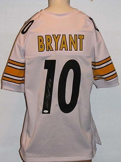 024f15a22 Signed Martavis Bryant Jersey - Custom White - JSA Certified - Autographed  NFL Jerseys