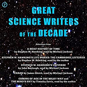 Great Science Writers of the Decade Audiobook