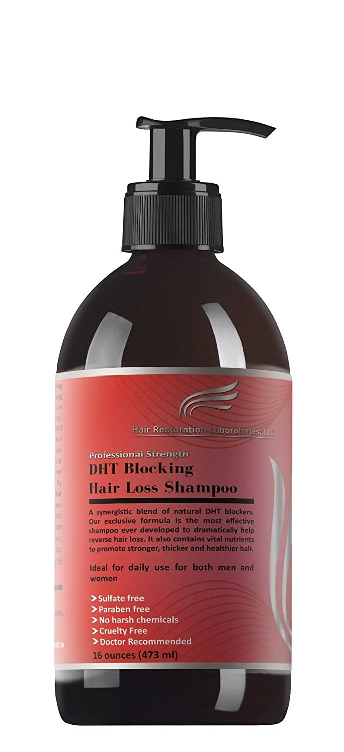 Image result for DHT BLOCKING HAIR LOSS SHAMPOO